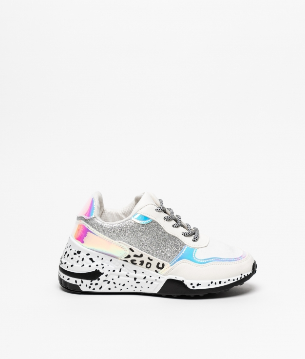 Sneakers Zendir - Blanco