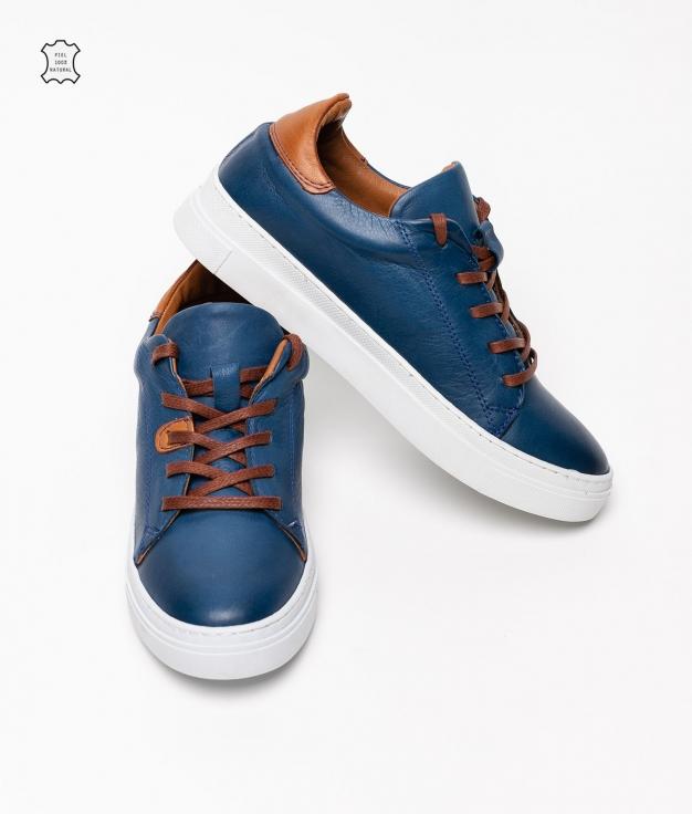 Sneakers Ruer - Bleu