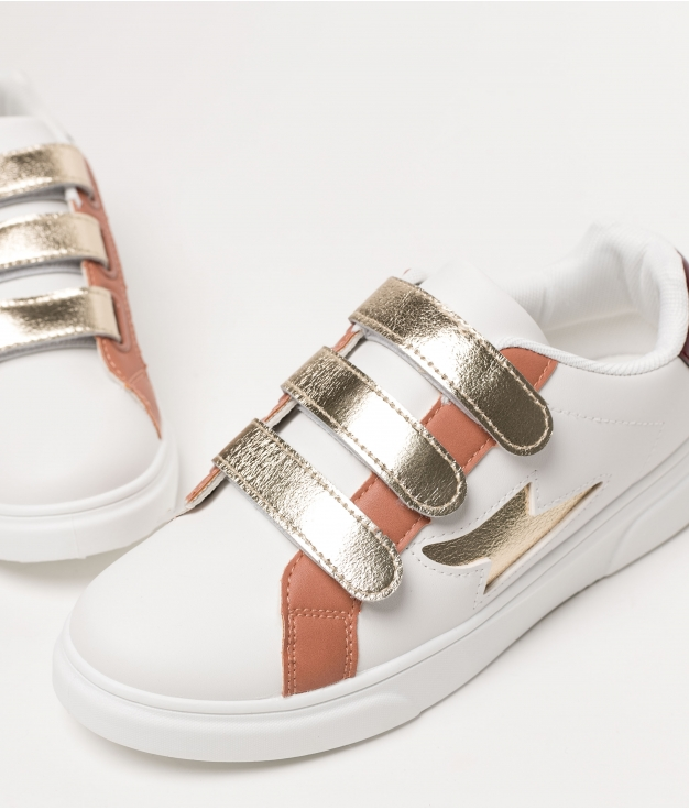 Sneakers Poter - Or