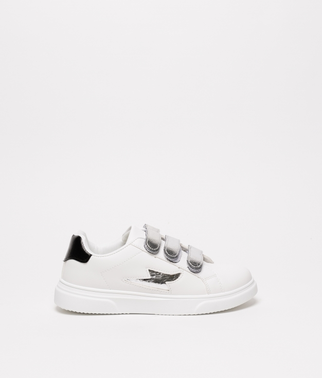 Sneakers Poter - Argent