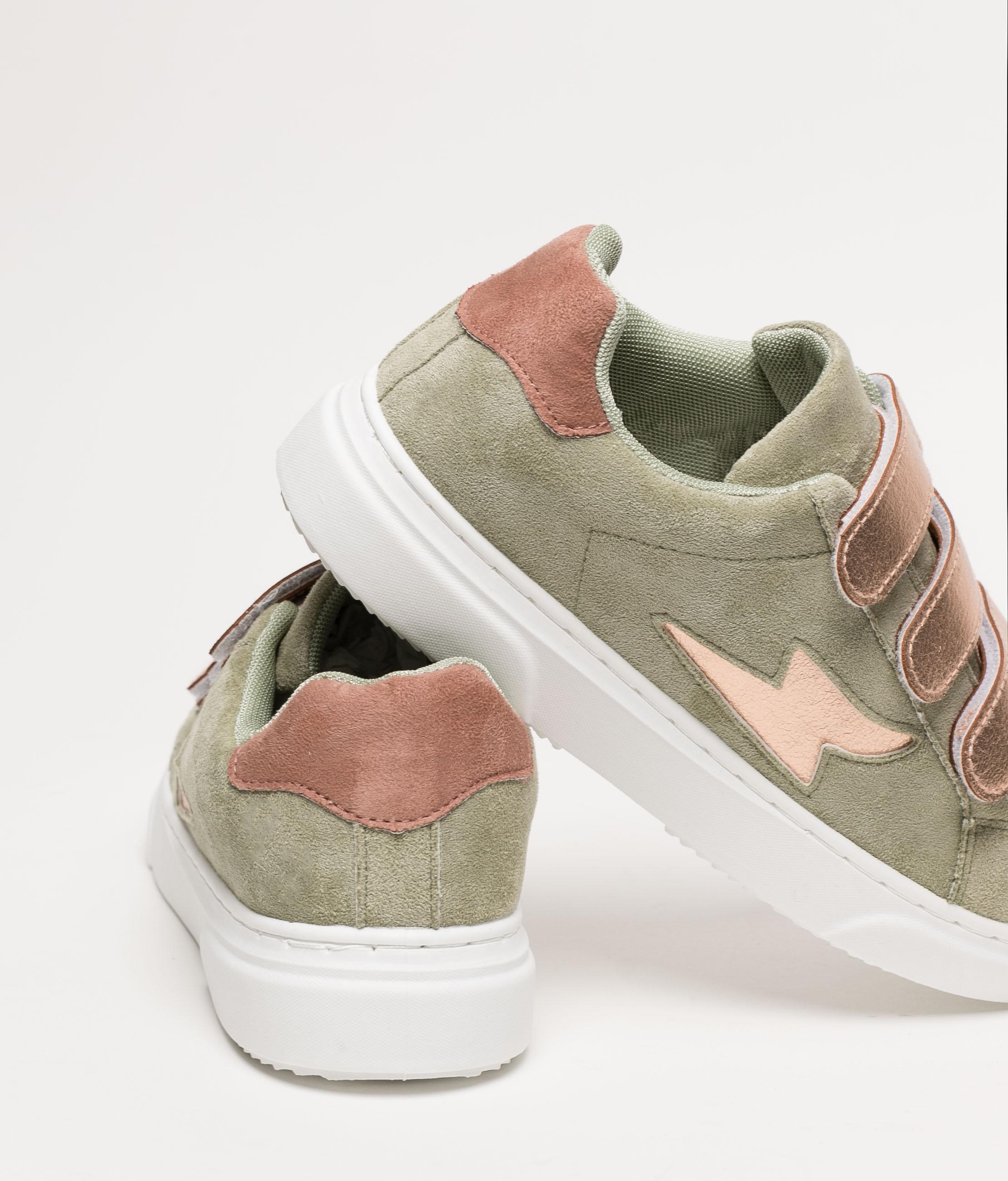 Sneakers Poter - Vert