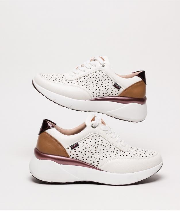 Sneakers Curlet - Blanc