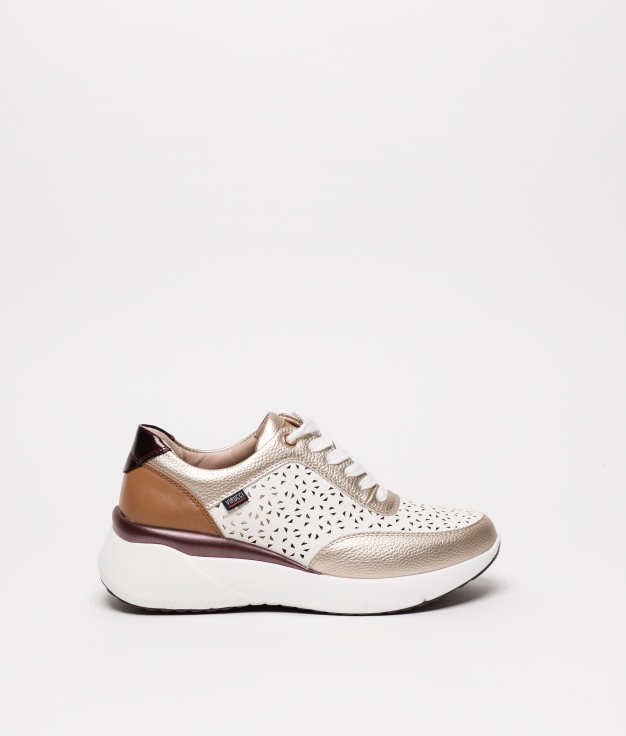 Sneakers Curlet - Or