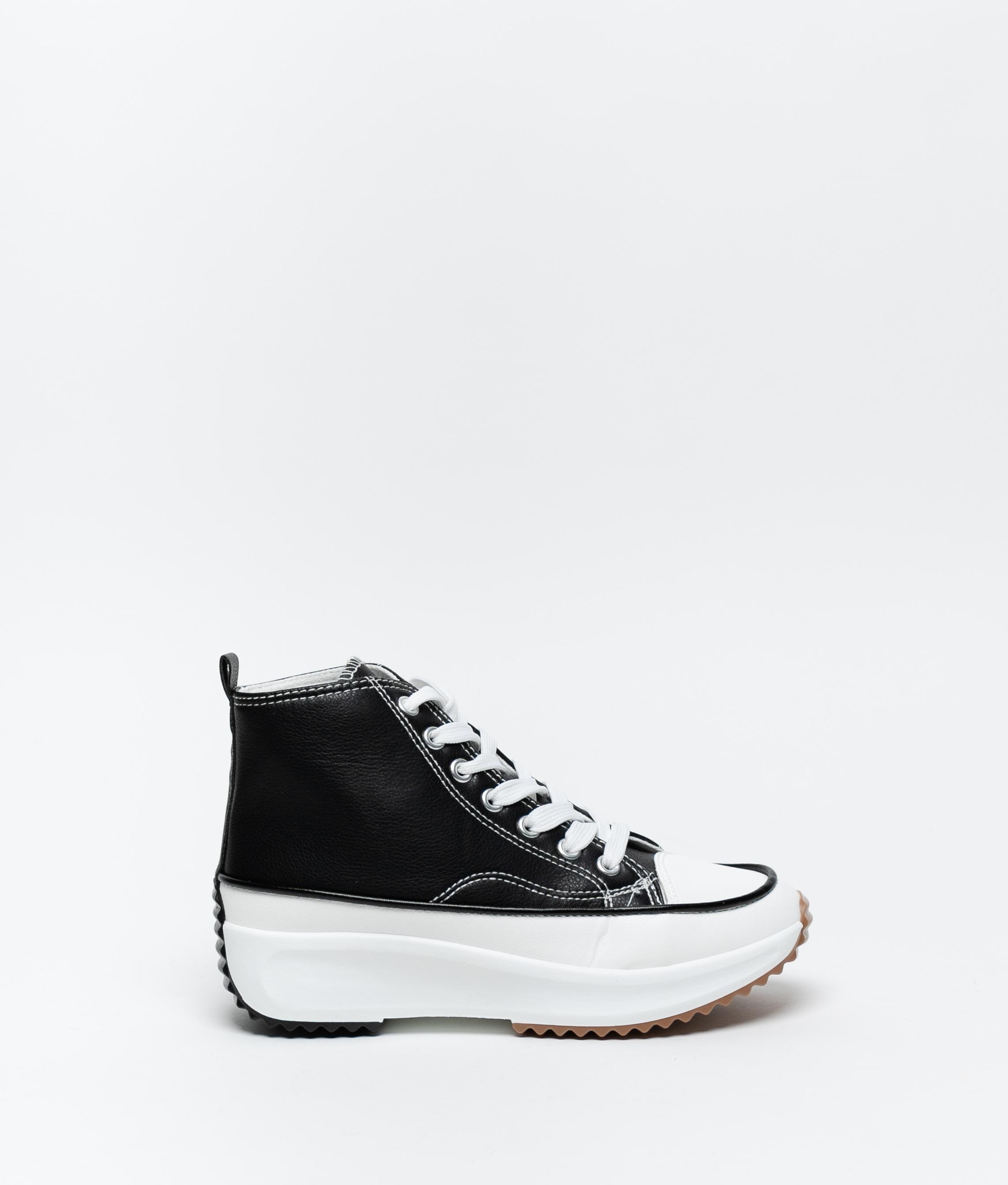 Sneakers Rimbal - Negro Polipiel