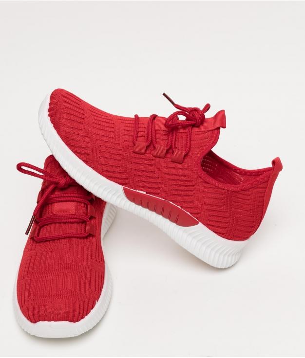 Sneakers Kupir - Rouge