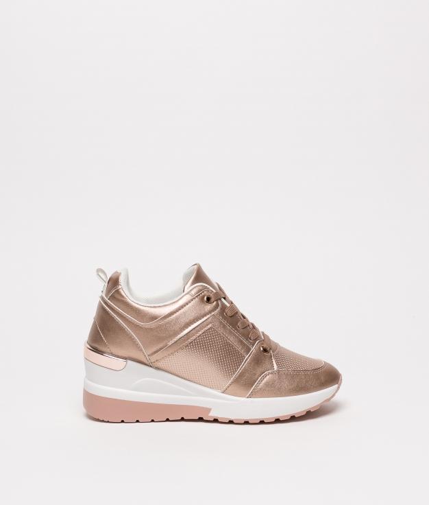 Sneakers Velat - Champagne
