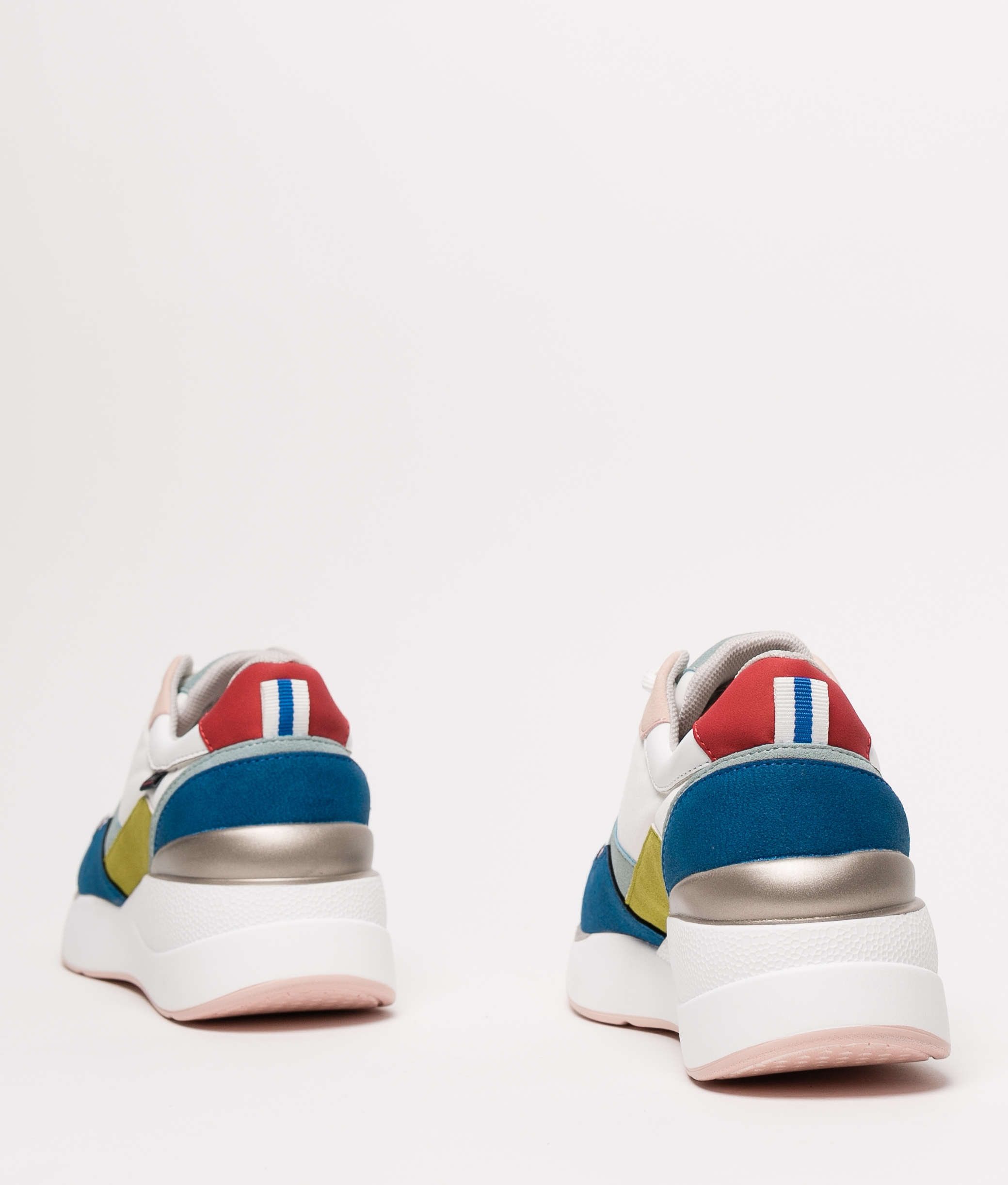 Sneakers Kramber - Bleu