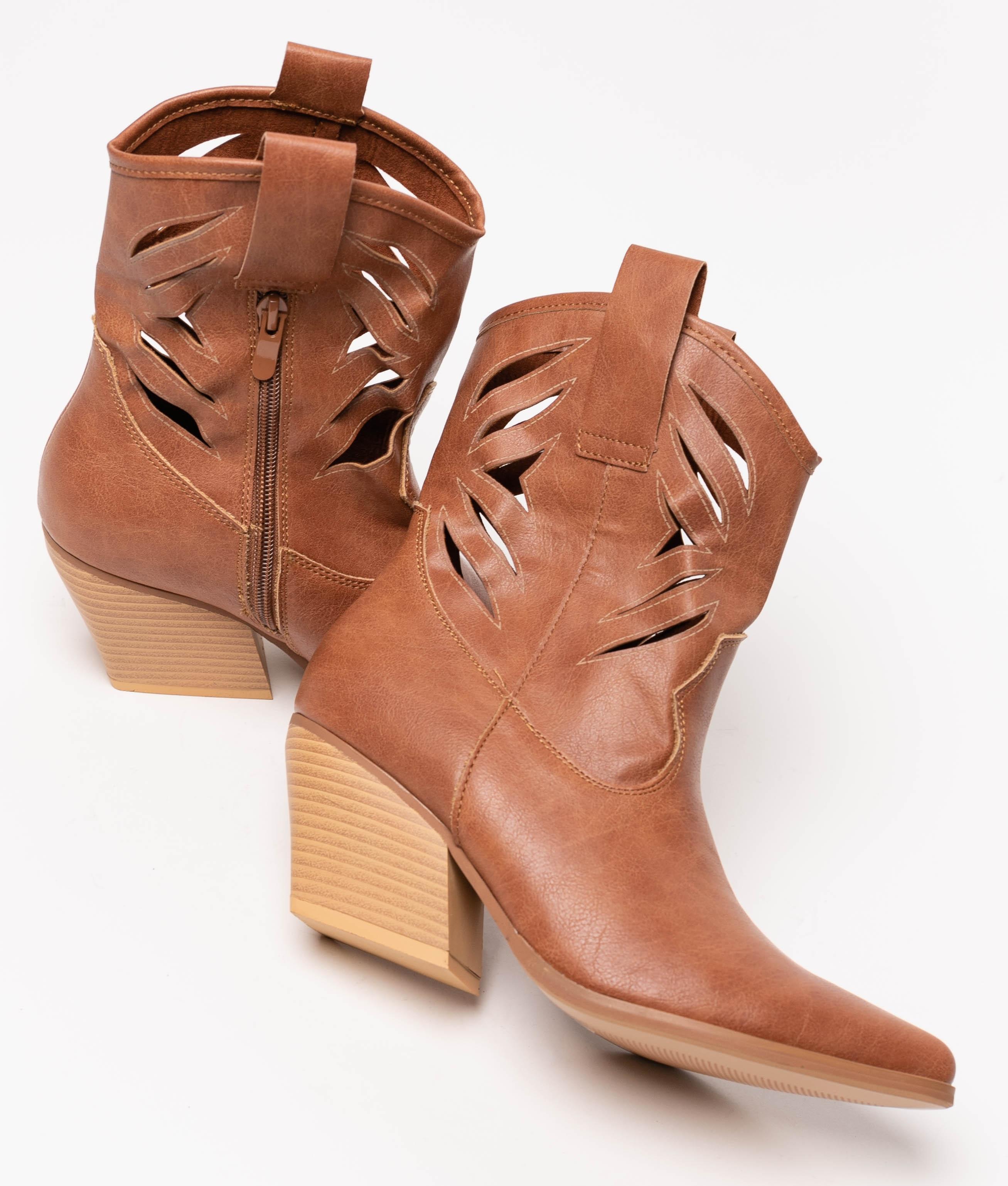 Boot Folik - Chameau