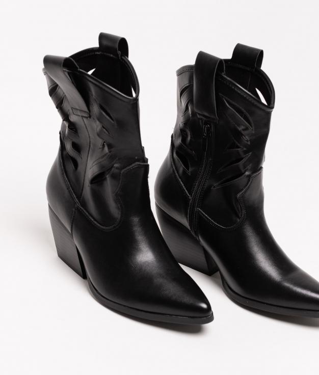 Boot Folik - Noir
