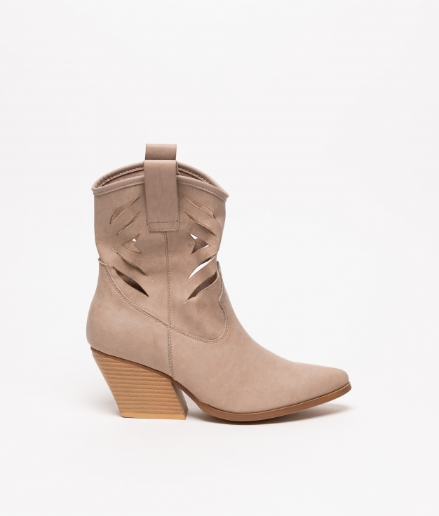 Boot Folik - Beige