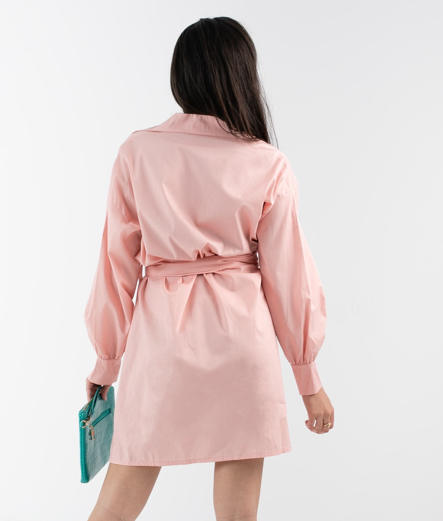 Vestido Jale - Rosa