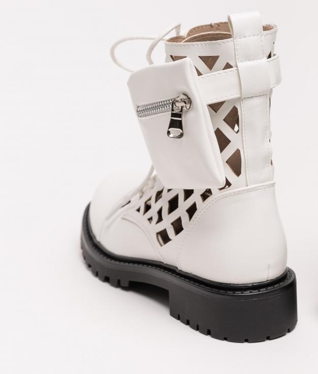 Boot Trudis - White