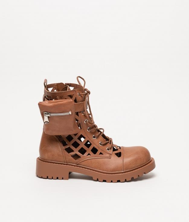 Boot Trudis - Camel