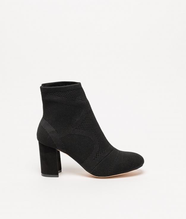 Low Boot Zetin - Black