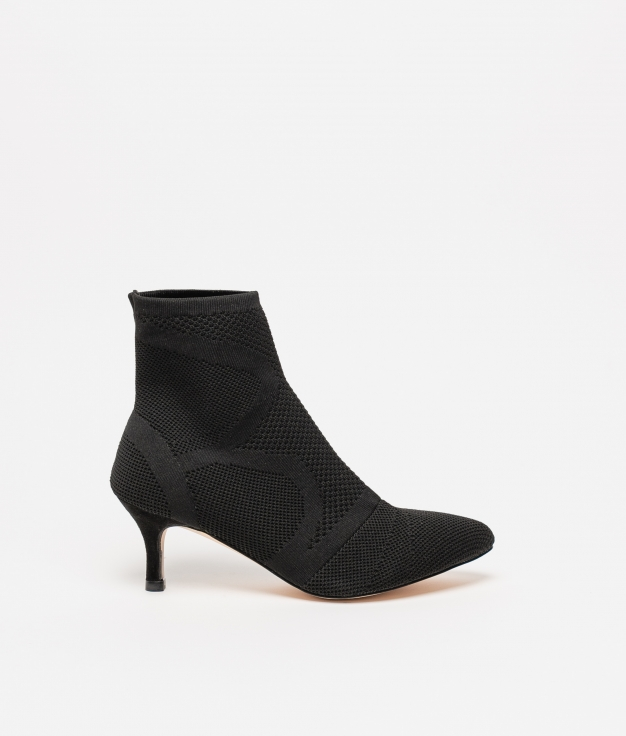 Boot Petite Blok - Noir