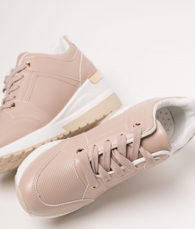 Sneakers Velat - Beige
