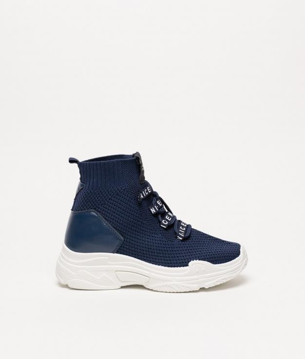 Sneakers Niced - Dark Blue