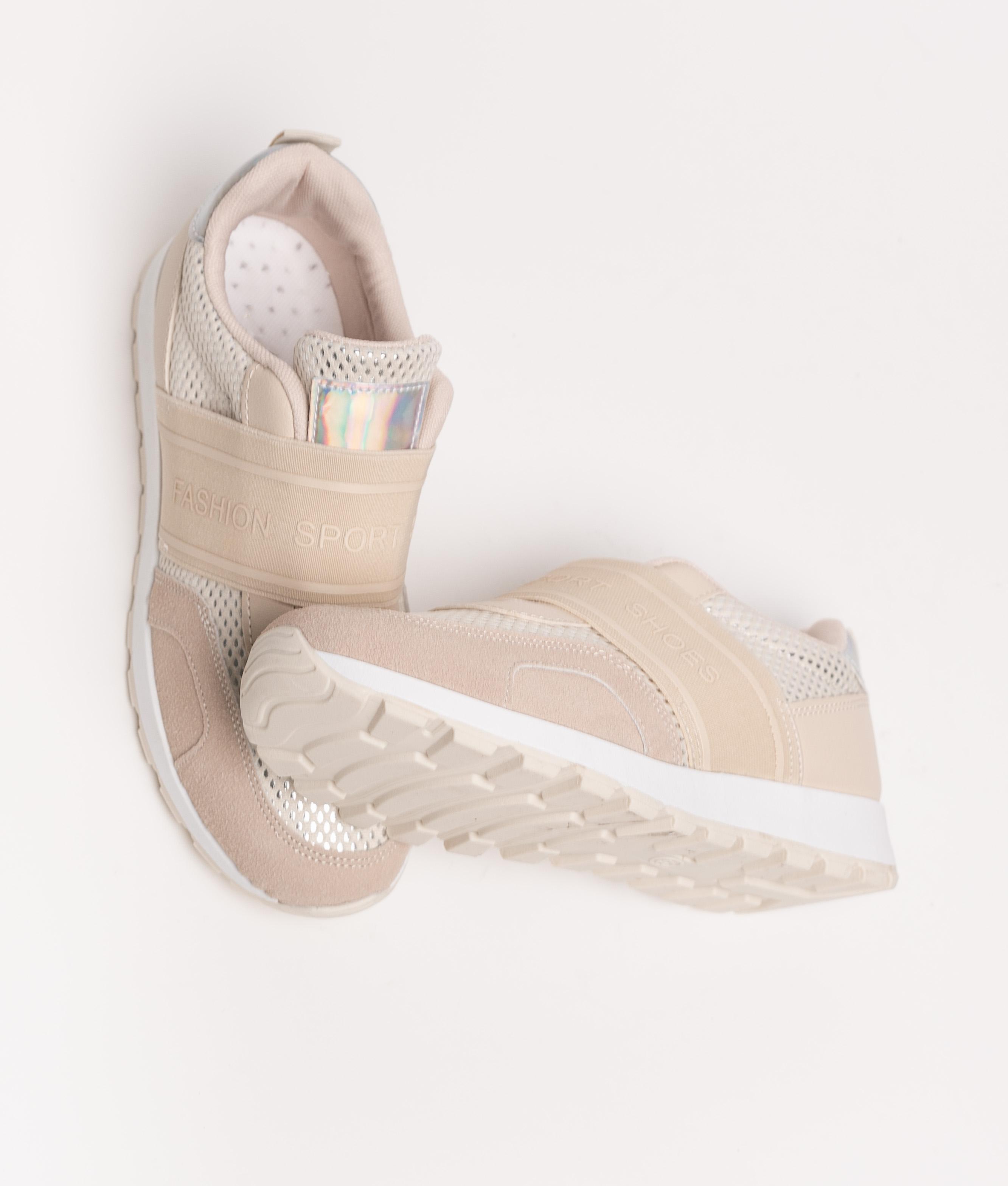 Sneakers Beka - Beige
