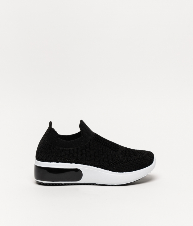 Sneakers Tronde - Noir