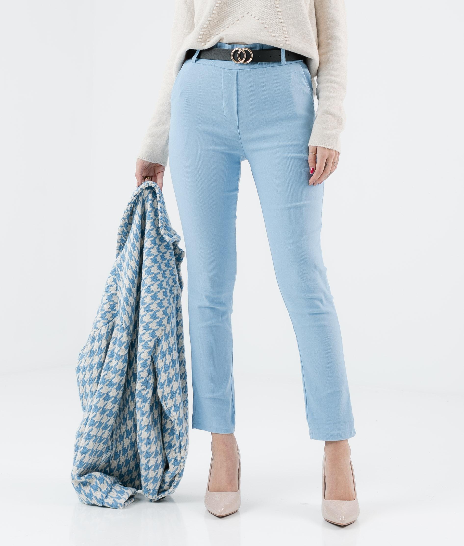 Trousers Adriel - Sky