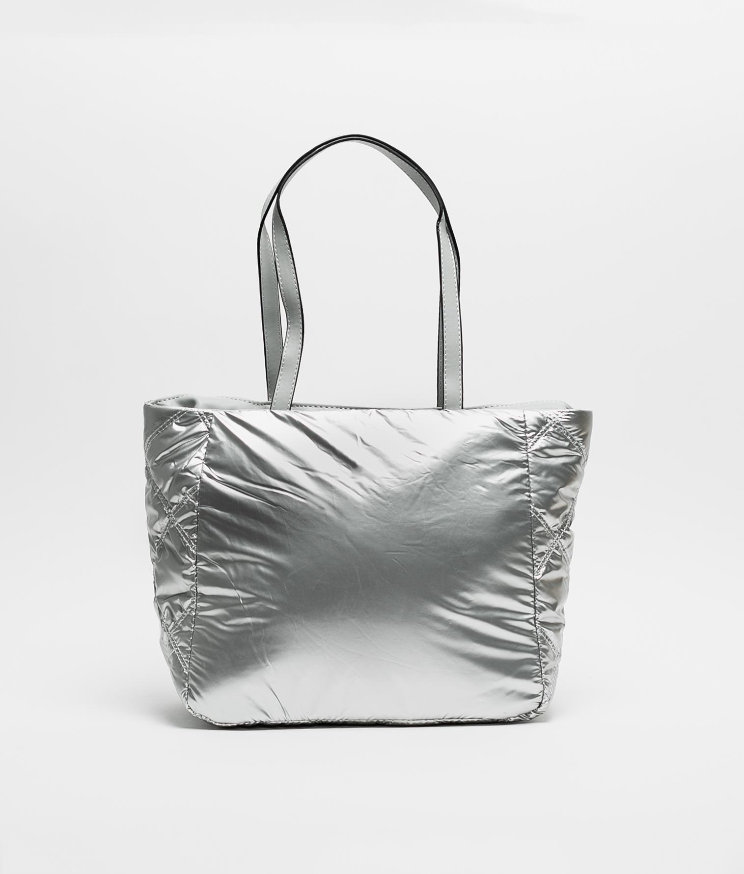 COLCY BAG - SILVER