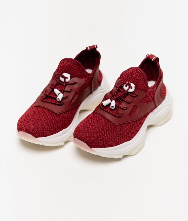 Sneakers Pumel - Rouge