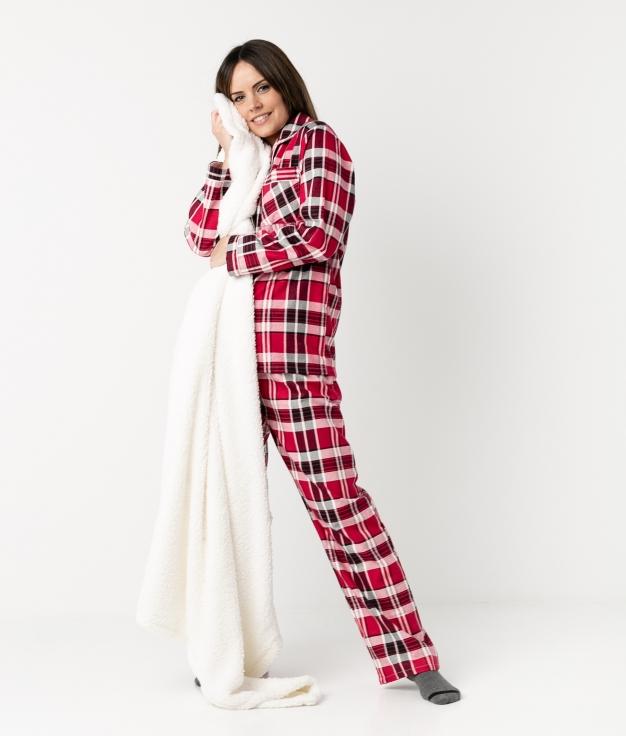 Pijama Amaru - Red