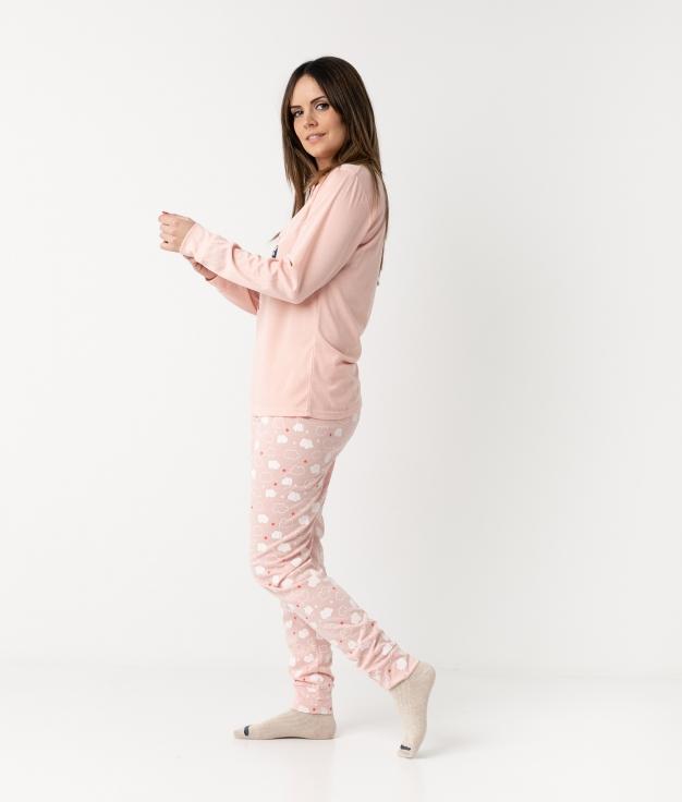 Pijama Azai - Pink
