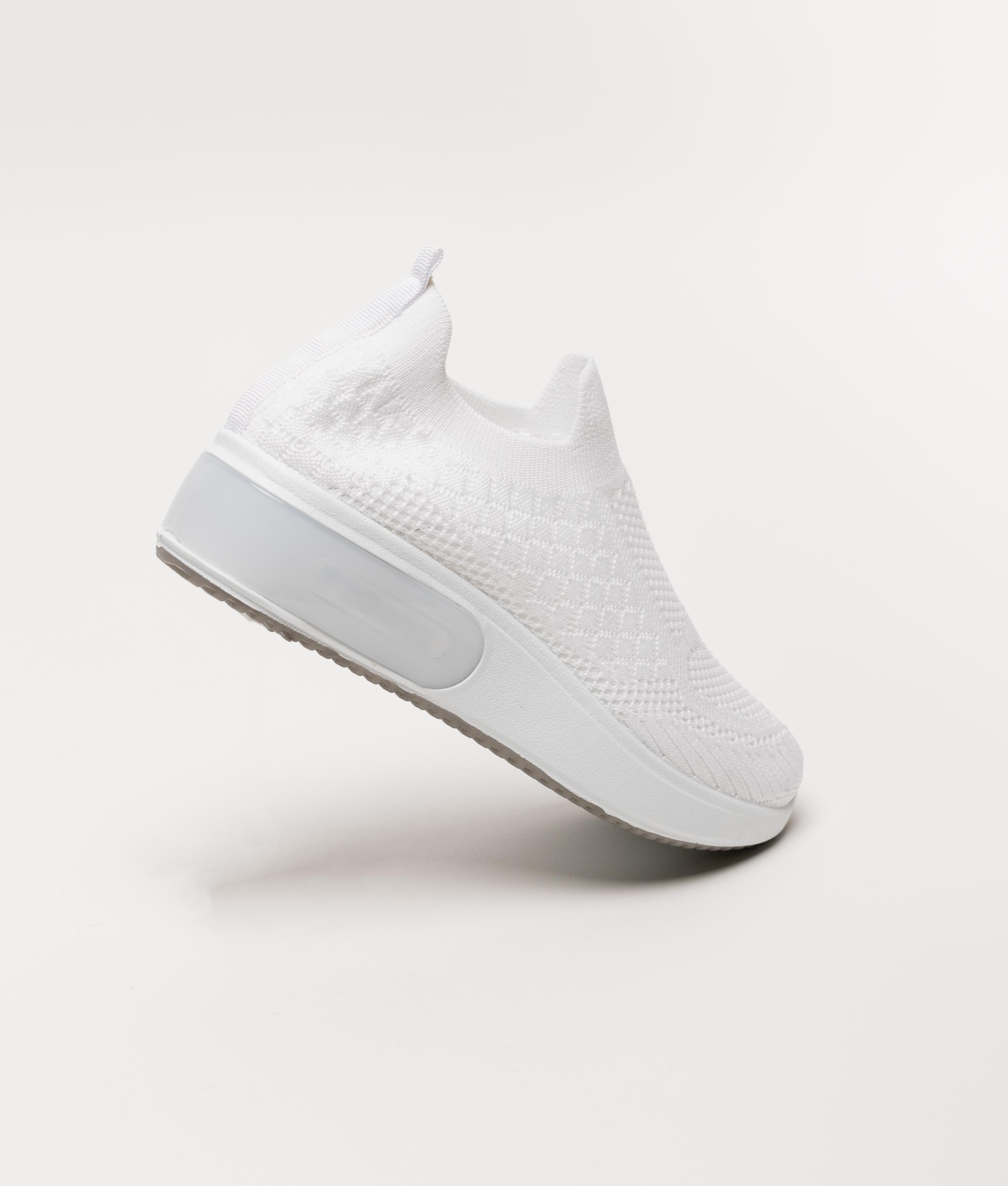 Sneakers Tronde - White