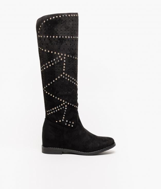 Knee-length Boot Condir - Black