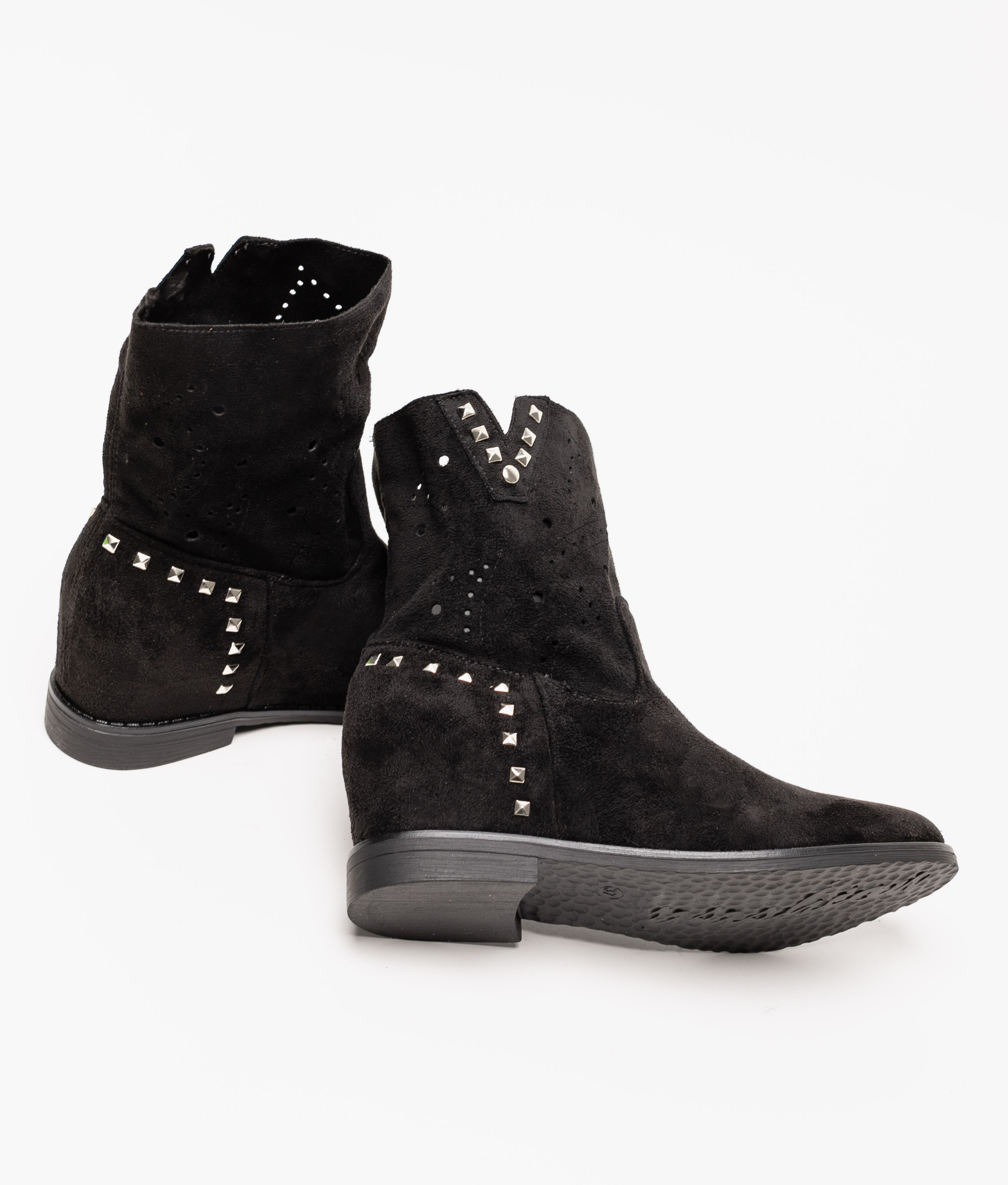 Low Boot Lonet - Black