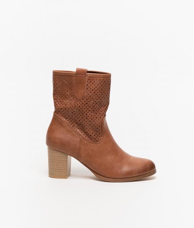 Boot Lufi - Camel