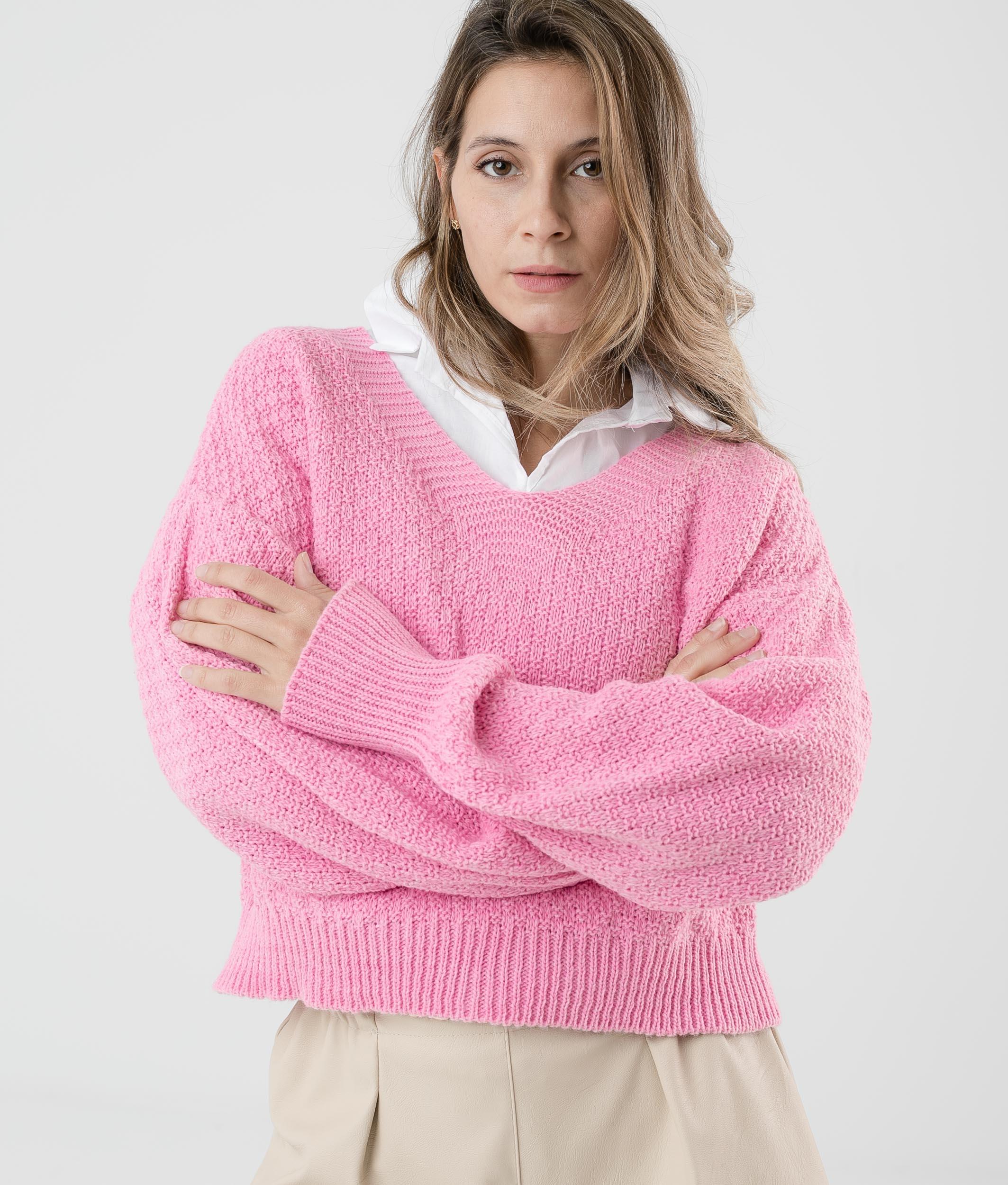 PULL NUYIR - ROSE