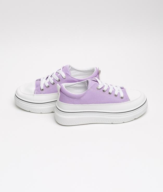 Sneakers Plambi - Lilás