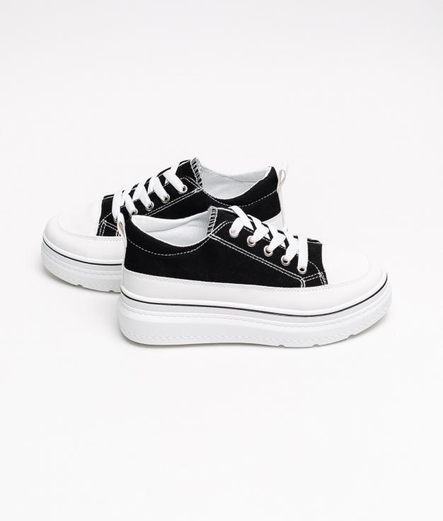 Sneakers Plambi - Preto