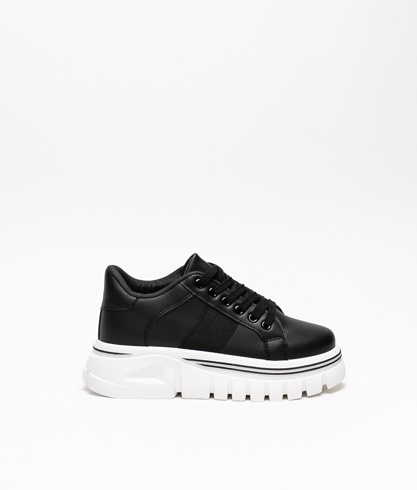 Sneakers Kreta - Nero