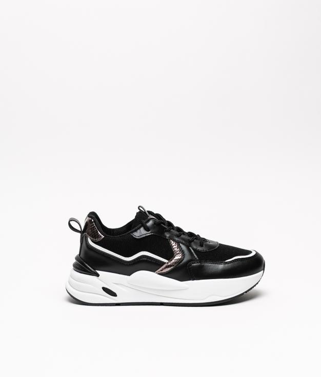 Sneakers Pram - Noir