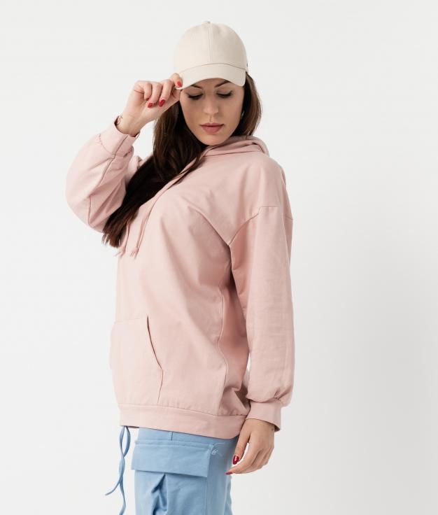 Suéter Canpel - Rosa
