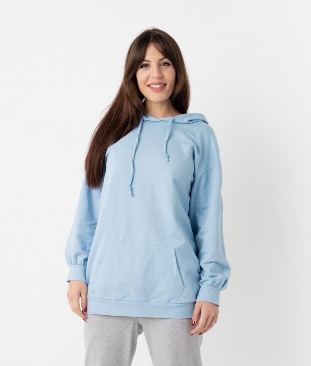 Felpa Canpel - Blu
