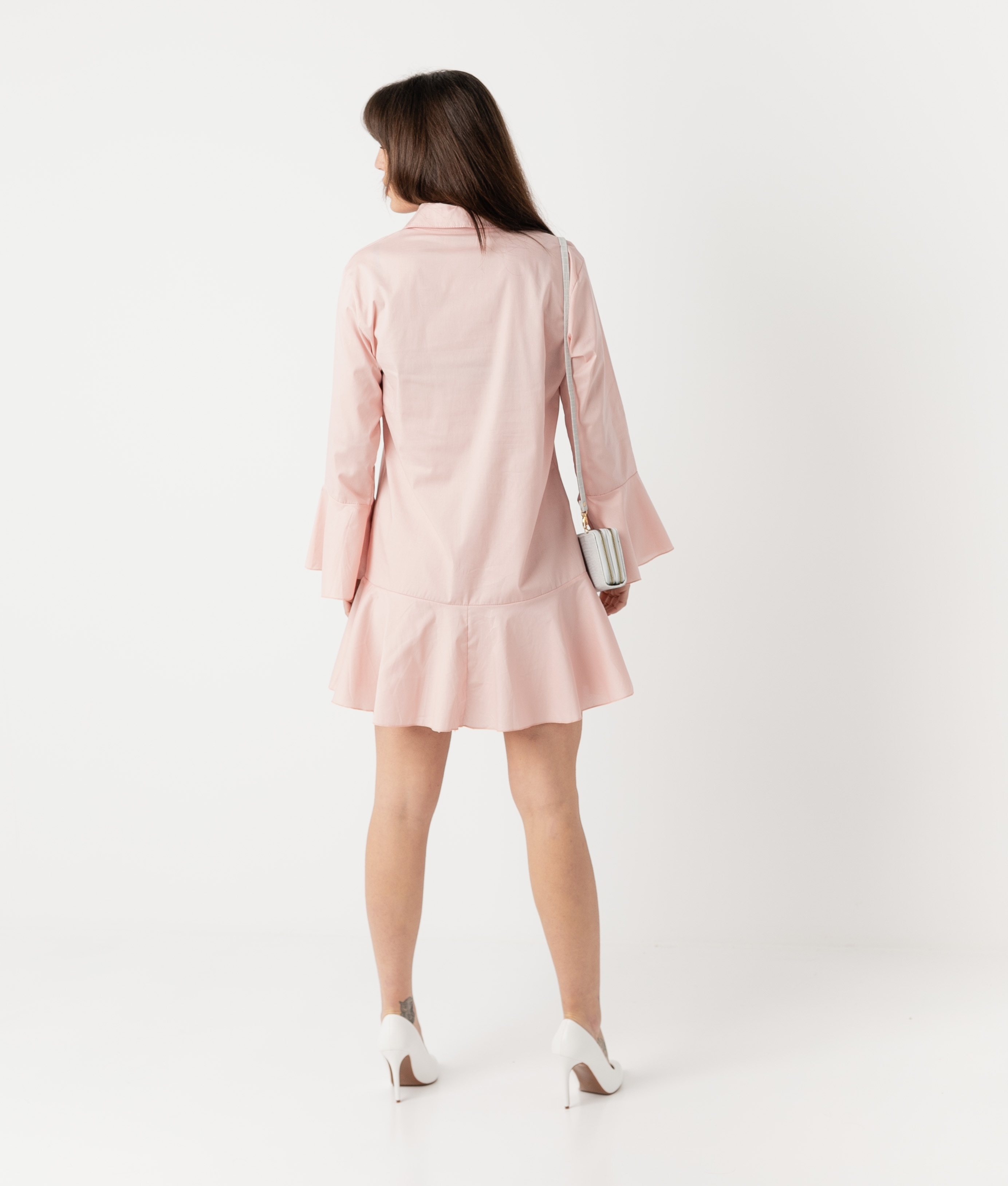 Vestido Cimes - Rosa
