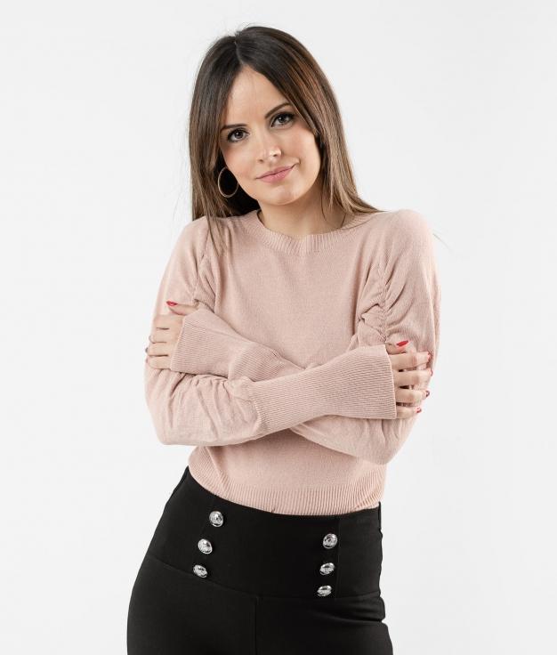 Sweater Calter - Pink