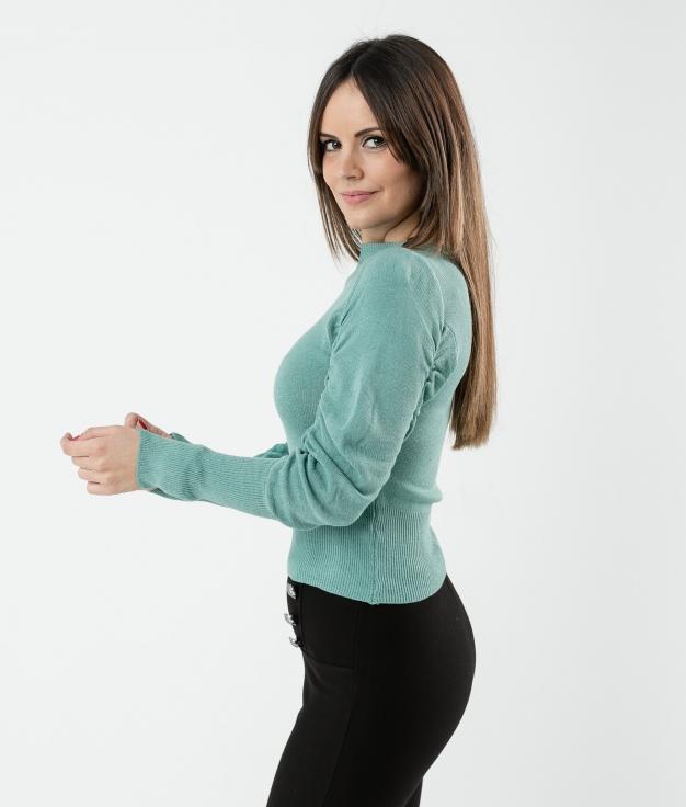 Sweater Jare - Turquoise