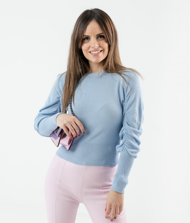 Sweater Calter - Blue