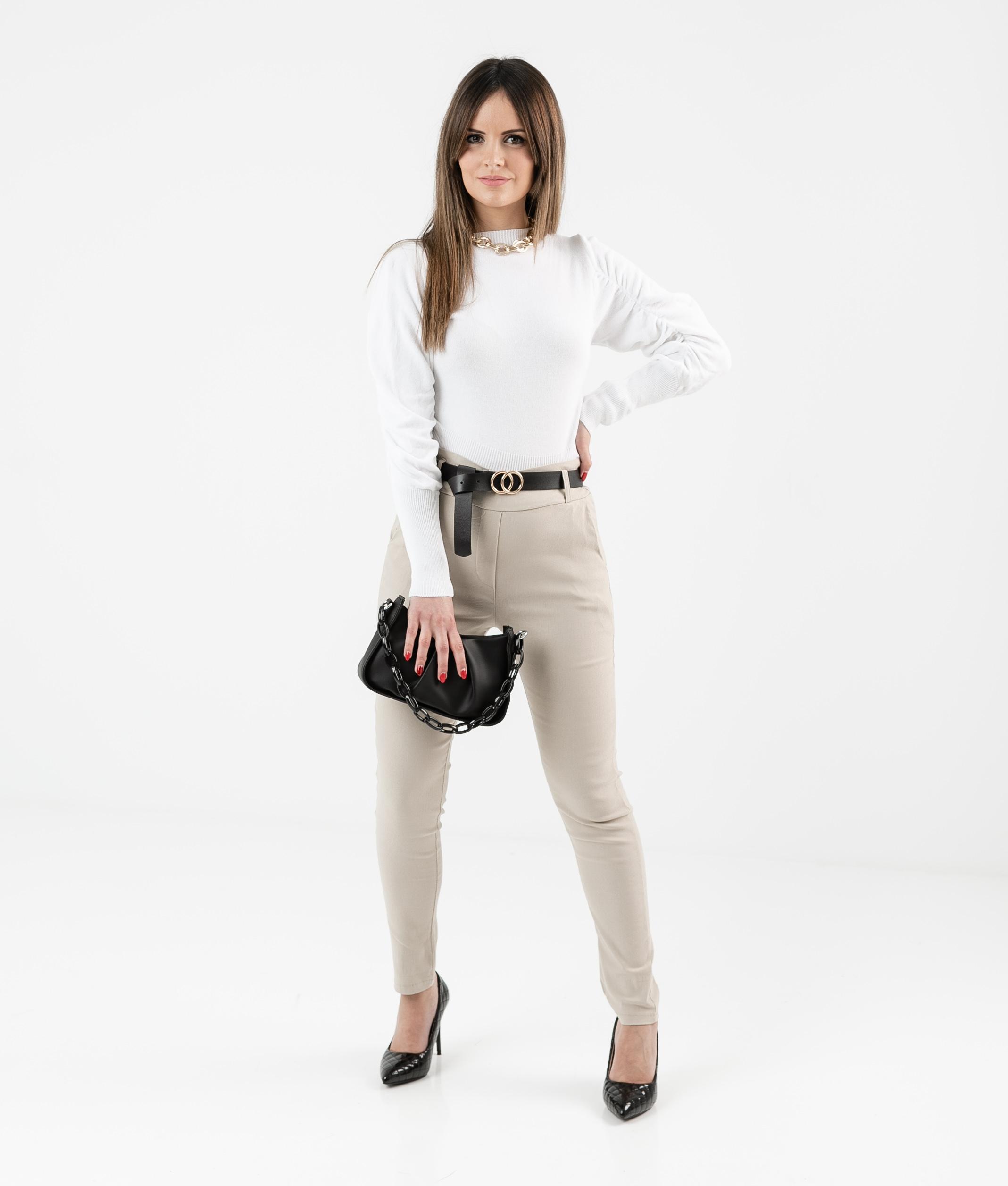 Pantaloni Adriel - Beige