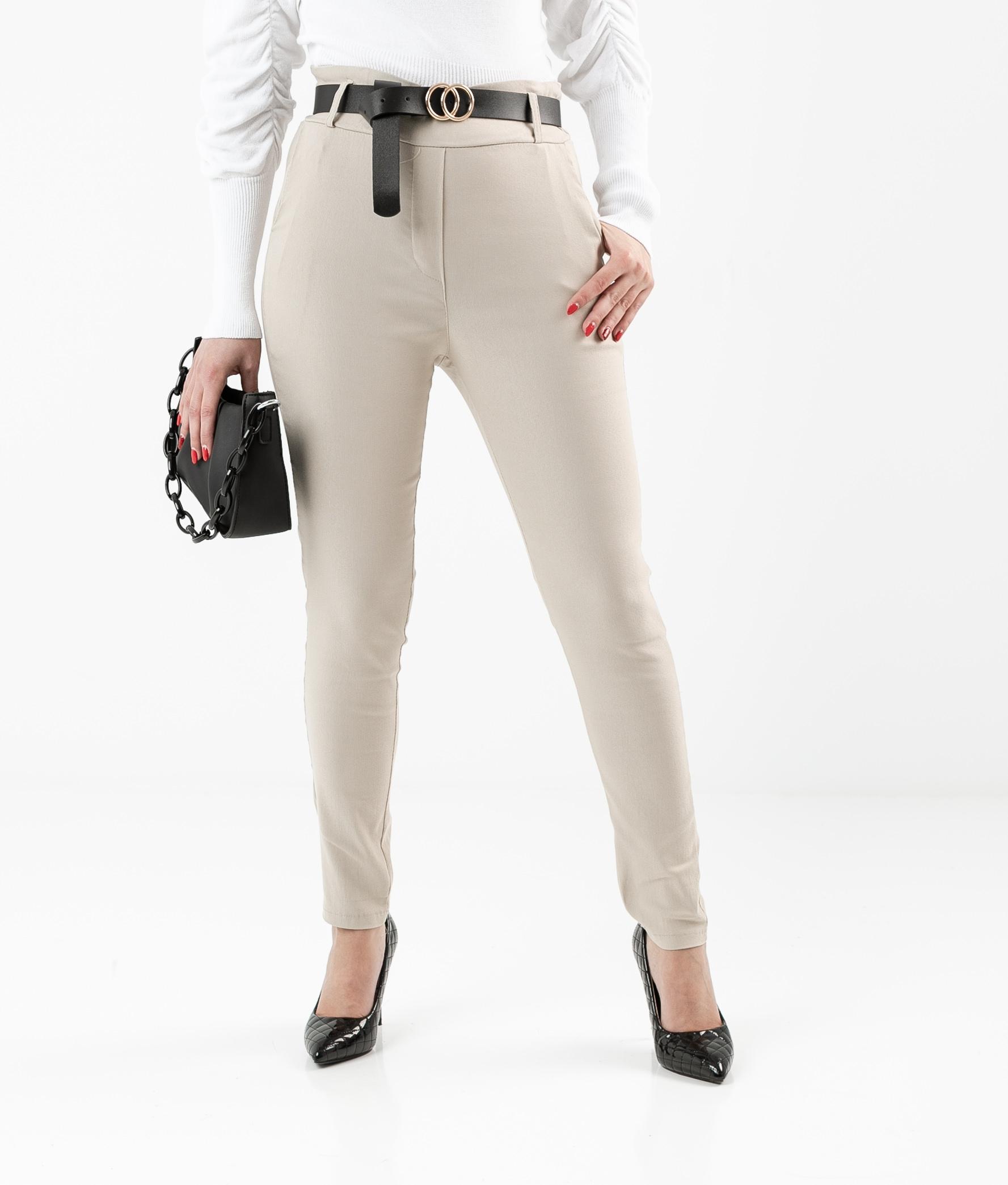 Trousers Adriel - Beige
