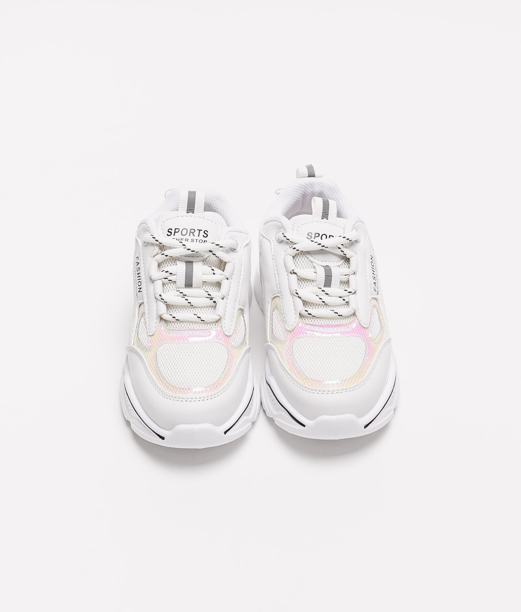 SNEAKERS PANDI - WHITE