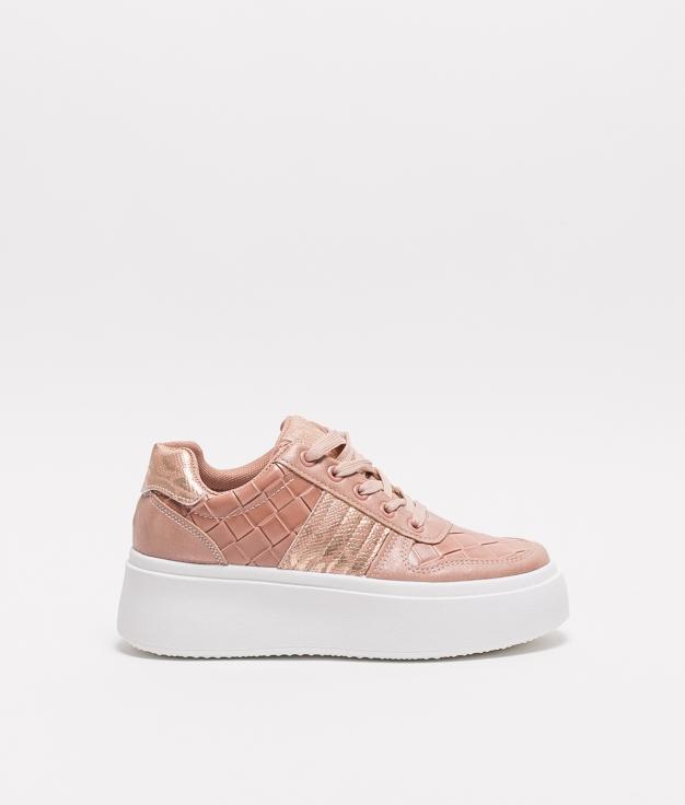 Sneakers Clot - Rosa