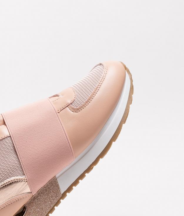 Sneakers Plonde - Rosa