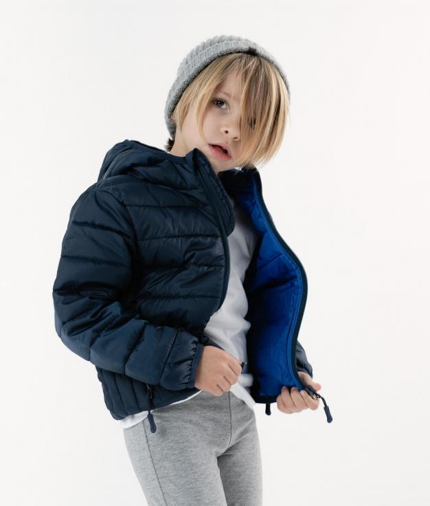 Jaqueta Noruega - Azul Marinho