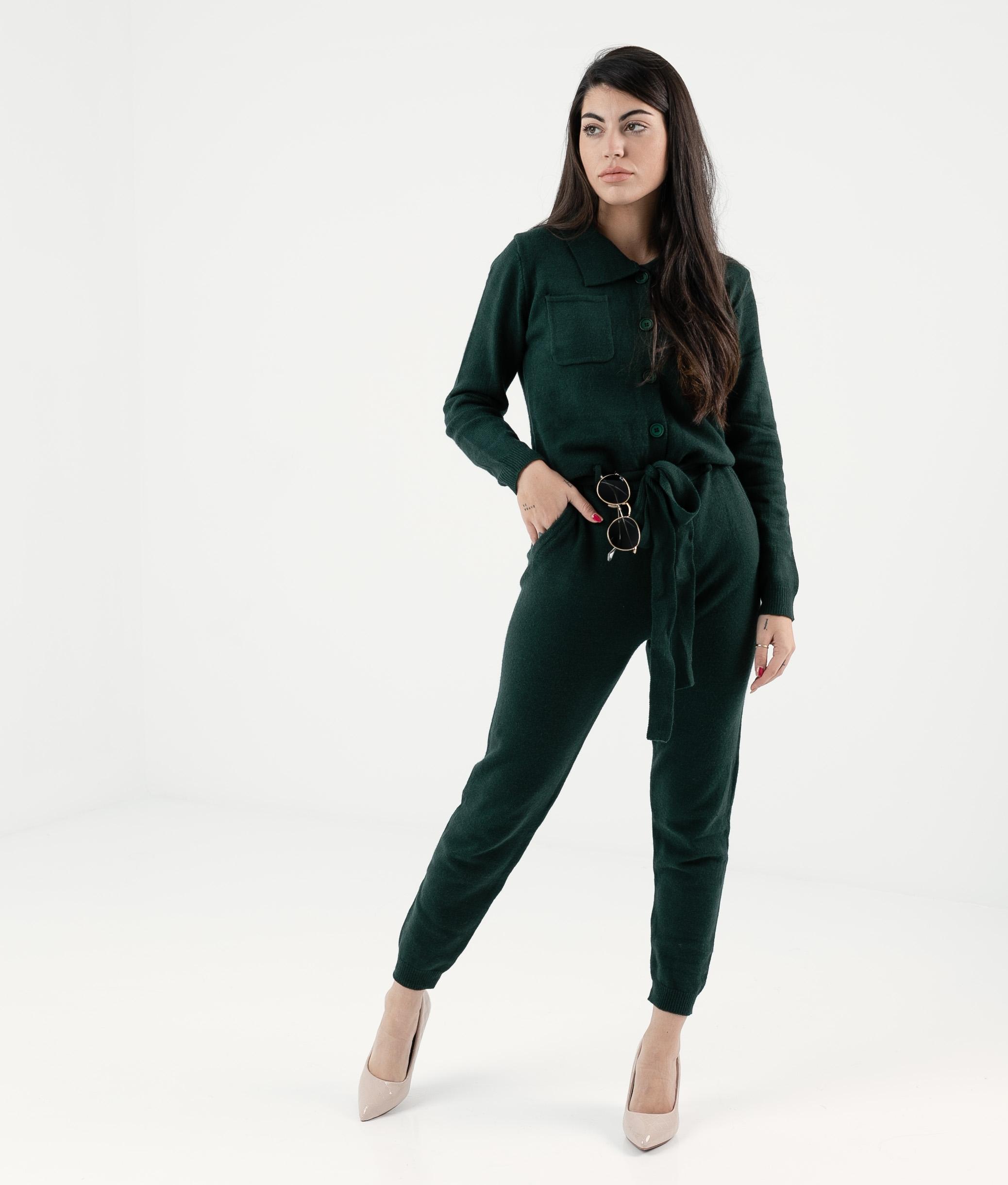 Salopette Rodis - Vert